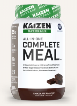 Kaizen Naturals All-In-One Complete Meal - Chocolate Flavour | 882 g