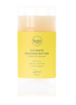 Rocky Mountain Soap Co. Sport Ultimate Massage Butter | 55 g