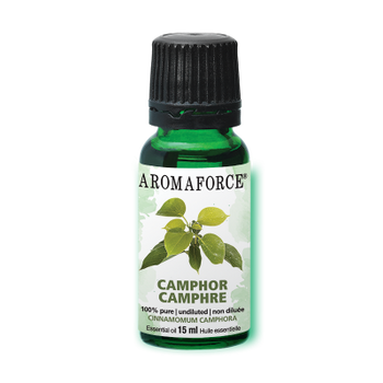 Aromaforce Camphor Essential Oil | 15 ml