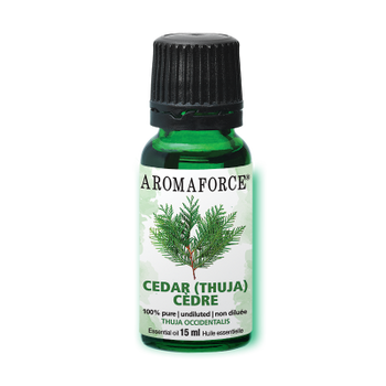 Aromaforce Cedar Essential Oil | 15 ml