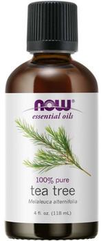 Now Tea Tree Essential Oil | 118 ml