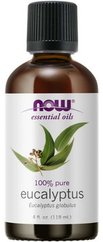 Now Eucalyptus Essential Oil | 118 ml