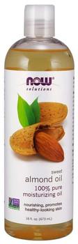 Now Sweet Almond OIl   473 ml