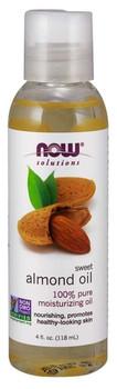 Now Sweet Almond Oil | 118 ml