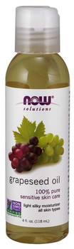 Now Grapeseed Oil | 118 ml