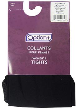 Option+ Women's Tights - Black | Small/Medium
