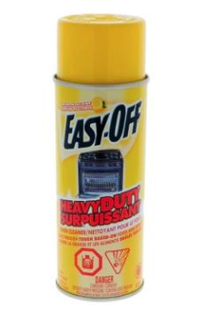 Easy-Off Heavy Duty Oven Cleaner - Lemon Scent | 400 g