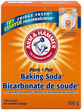 Arm & Hammer Pure Baking Soda | 500 g