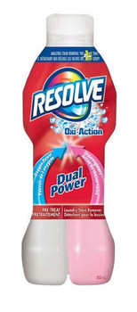Resolve Oxi-Action Dual Power Laundry Stain Remover | 650 ml