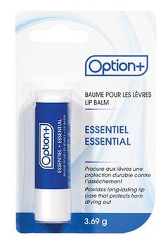 Option+ Essential Lip Balm | 3.69 g
