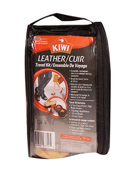 Kiwi Leather Care Kit | 6 Pieces
