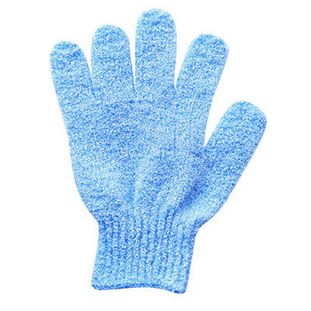 Ideal Bath Luxury Bath Scrub Gloves | 1 Pair