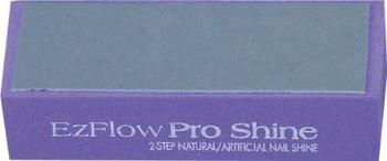 EzFlow Pro Shine 2-Step Natural/Artificial Nail Shine