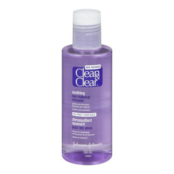 Clean & Clear Soothing Eye Make-Up Remover | 162 ml