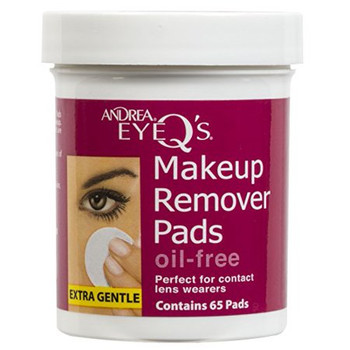 Andrea Eye Q's Oil-Free Make-Up Remover Pads | 65 Pads