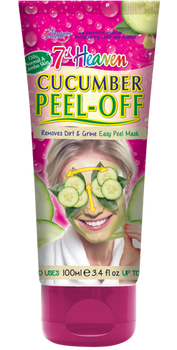 7th Heaven Cucumber Feel-Off Mask for Oily Skin | 175 mL