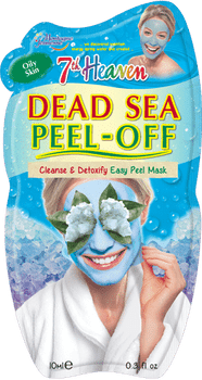7th Heaven Dead Sea Peel-Off Mask for Normal & Oily Skin | 10 mL