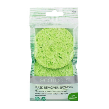 EcoTools Mask Remover Sponges  | 2 Pack