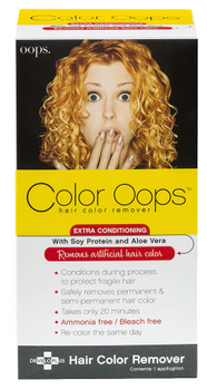 Developlus Color Oops Hair Color Remover with Extra Conditioning | 192 ml