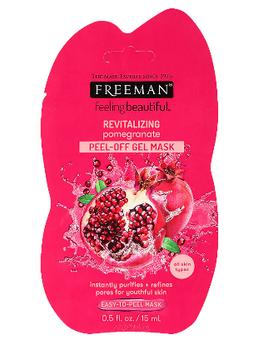 Freeman Feeling Beautiful Revitalizing Pomegranate Peel-Off Gel Mask | 15 mL