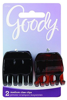 Goody Medium Claw Clips | 2 Clips