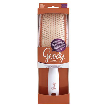 Goody Clean Radiance Copper Bristle Paddle Brush | 1 Brush