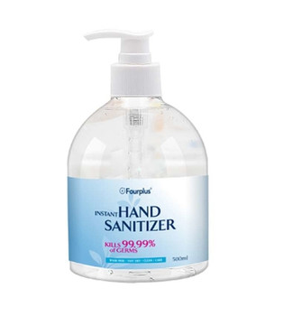 Fourplus Instant Hand Sanitizer | 500 ml