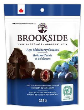 Brookside Dark Chocolate Acai & Blueberry Flavours | 235 g
