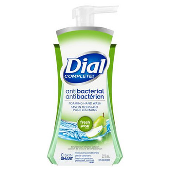 Dial Complete Antibacterial Foaming Hand Wash - Fresh Pear | 221 ml