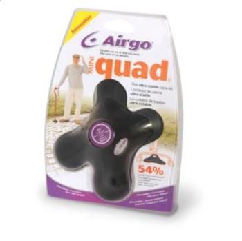 "Airgo Mini Quad Ultra Stable Cane Tip for 3/4"" Cane"