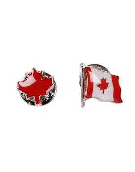 Austin House Canadian Pins   6 Piece Set