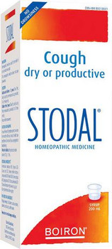 Stodal Dry Cough Homeopathic Syrup   200 ml