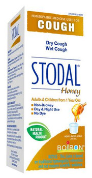 Stodal Honey Dry Cough Homeopathic Syrup   200 ml