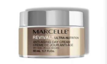 Marcelle Revival+ Ultra-Nutrition Intensive Hydration Care Anti-Aging Day Cream Dry Skin | 50 mL