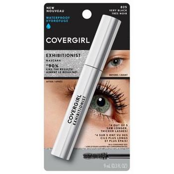 Covergirl Exhibitionist Mascara - Waterproof - Very Black | 9 mL