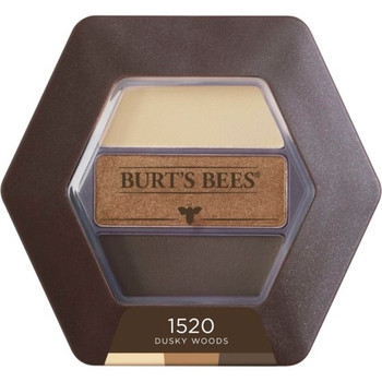 Burt's Bees Eye Shadow Trio - Dusky Woods | 3.4g