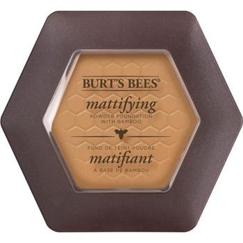 Burt's Bees Mattifying Powder Foundation - Nutmeg - 1130 | 8.5g