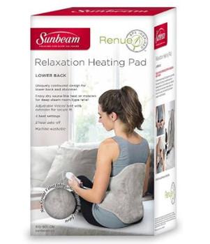 Sunbeam Renue Relaxation Heating Pad - Lower Back