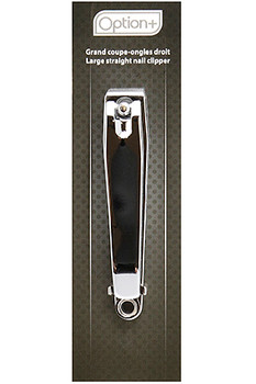 Option+ Large Straight Nail Clipper