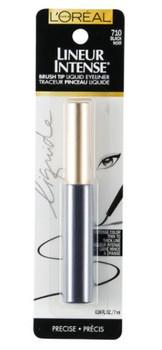 L'Oréal Paris Lineur Intense Brush Tip Liquid Eyeliner - Black   1.10 g