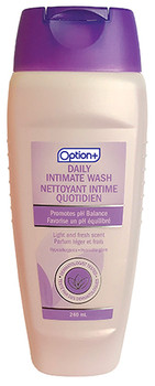 Option+ Daily Intimate Wash | 240 mL