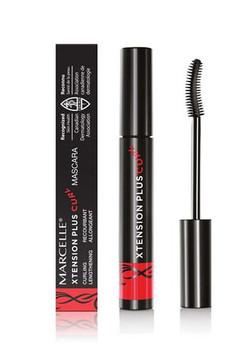 Marcelle Xtension Plus Curl Mascara - Black | 8.5 mL