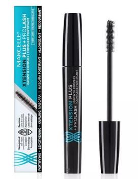 Marcelle Xtension Plus + Prolash Growth Complex Mascara - Black | 9 mL