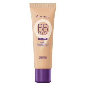 Rimmel BB Cream Matte - Medium   30ml