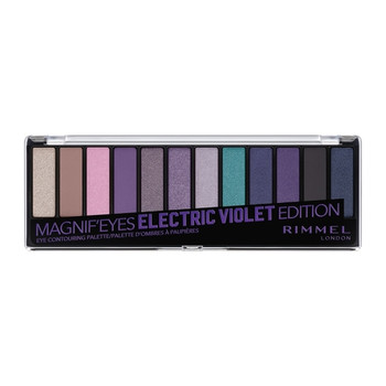 Rimmel Magnif'eyes Shadow Palette - Electric Violet Edition 008 | 14.16g