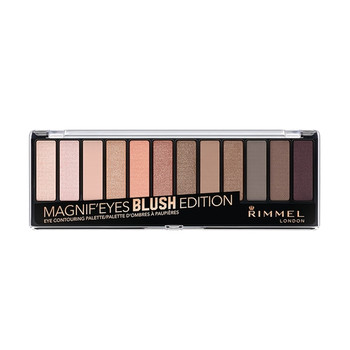 Rimmel Magnif'eyes Shadow Palette - Blush Edition 002 | 14.16g