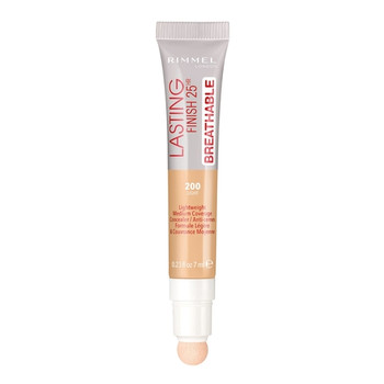 Rimmel Lasting Finish 25HR Breathable Concealer - Light 200 | 7ml