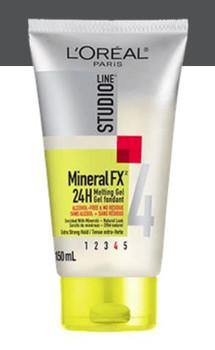 L'Oréal Studio Line MineralFX Extra Strong Hold Melting Gel 24H | 150 mL