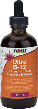 NOW Ultra B-12 Energy Boost | 118mL