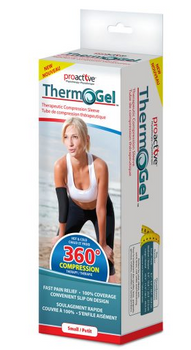 Proactive Physiotherapy Therm-O-Gel Therapeutic Compression Sleeve | SMALL